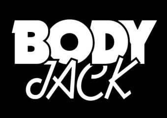Bodyjack logo bold no outline